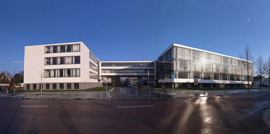 szkoła Bauhaus