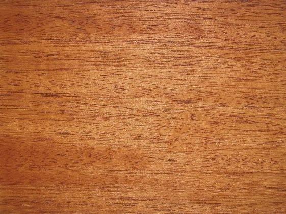 mahoniowe drewno