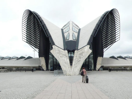 Port lotniczy Calatrava
