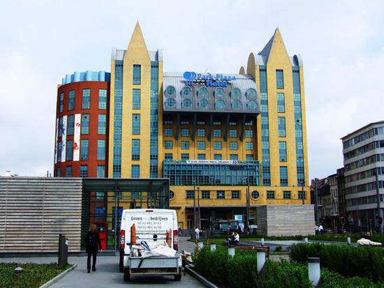 straszny hotel