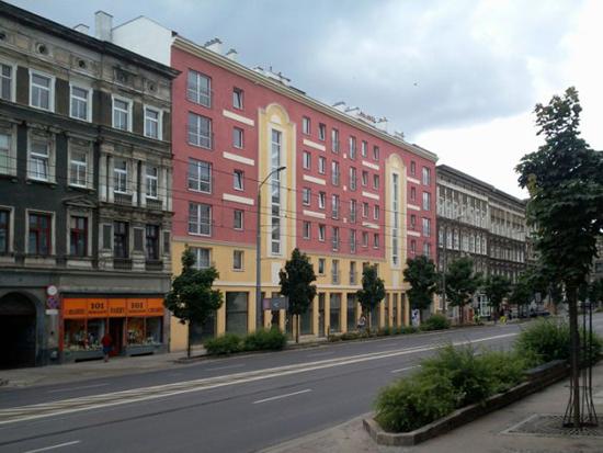 kamienica w Szczecinie