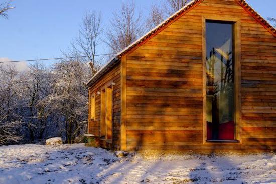Domek ze słomy w Gajówce