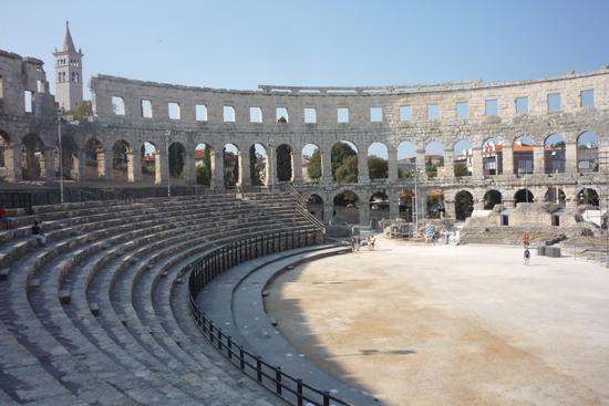 Pula- amfiteatr