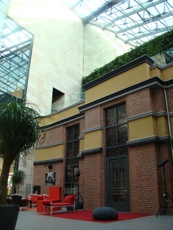 Atrium wewnętrzne