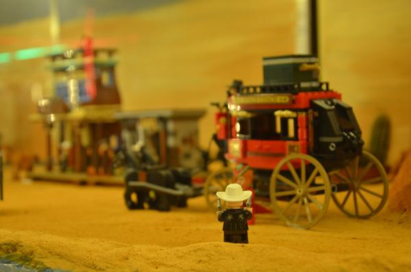 Western Lego